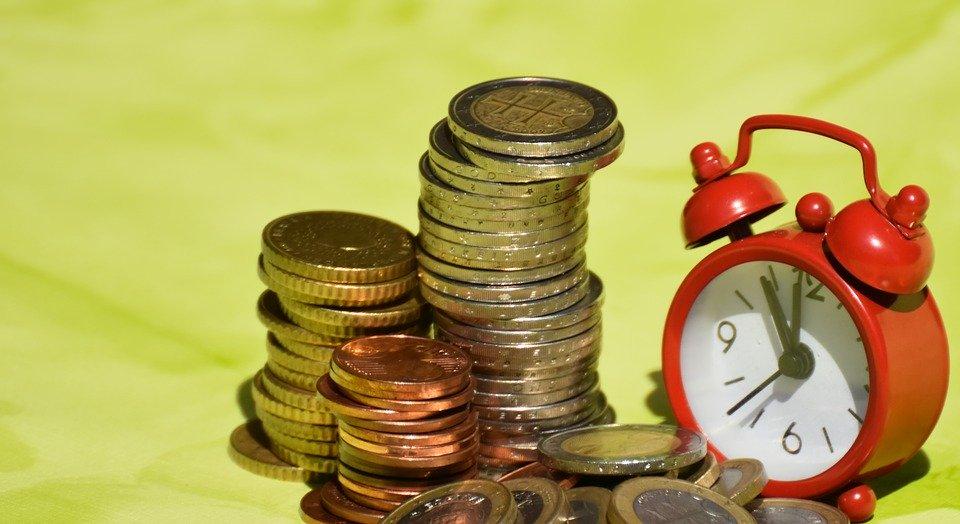 お金と時計